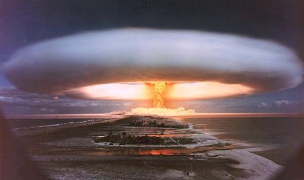 Apa itu Bom Hidrogen? Sejarah & Prinsip Kerja Bom Hidrogen