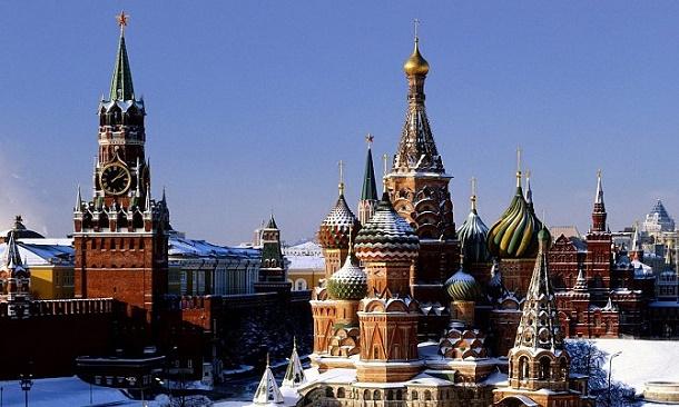 Kremlin Rusia