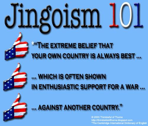 jingoisme