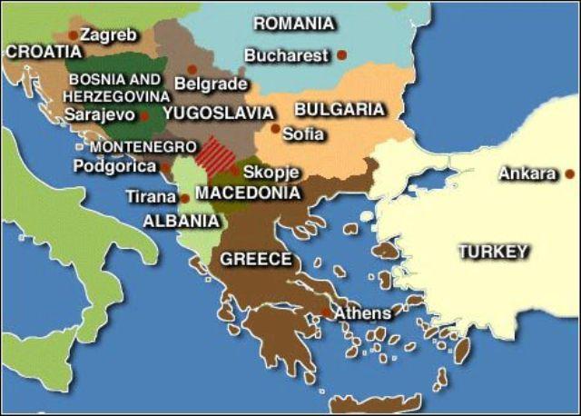 Apa itu Wilayah Balkan? Fakta, Sejarah & Negara Anggotanya