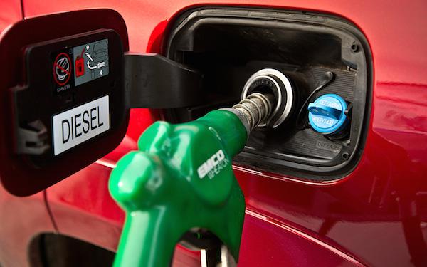 pompa bensin
