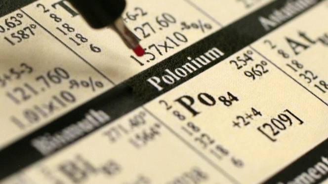unsur polonium