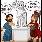 Harus Paham, Ini Perbedaan antara Zeus & Jupiter