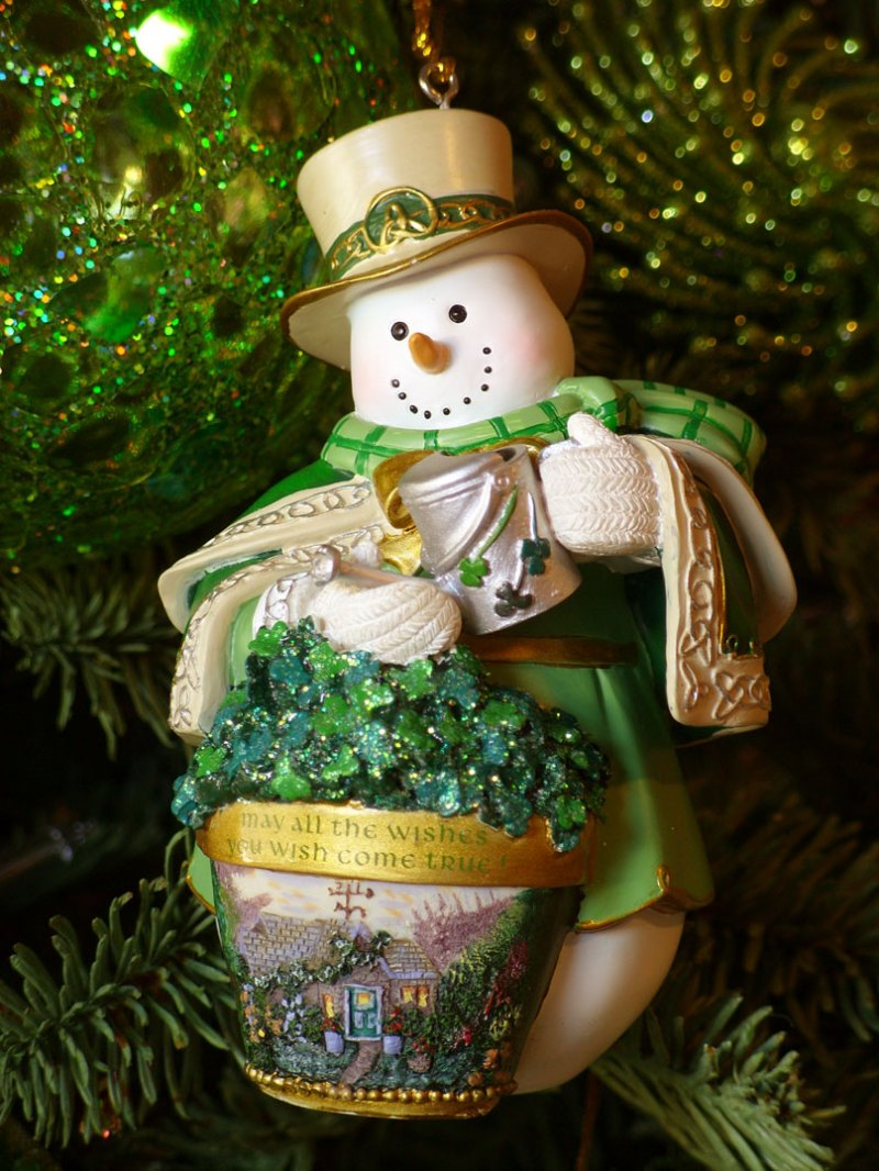 Christmas garden decorations ireland for Wish decoration