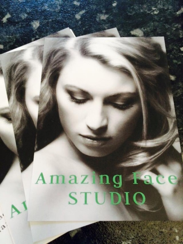 Amazing Face Studio Promo