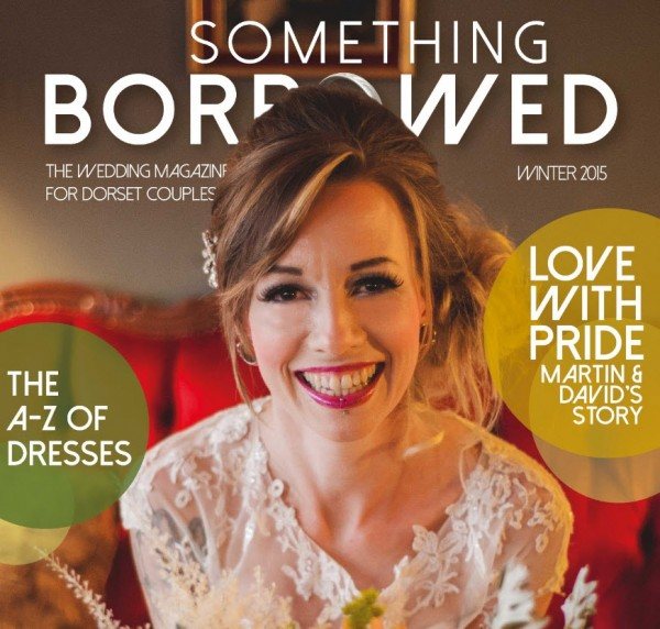 Something Borrowed Magazine