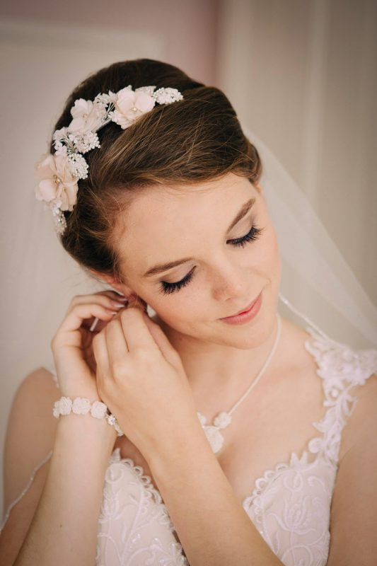 Wedding Makeup Dorset