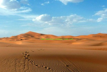 3-day marrakech fes desert tour