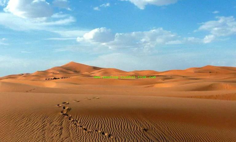 3-day marrakech fes desert tour
