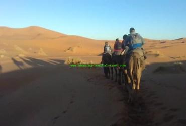 4-day atlas mountain sahara tour