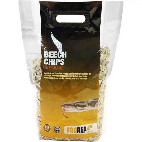 Beech Chips Fine 10