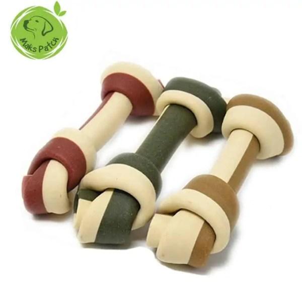 Veggie Knotted Bones