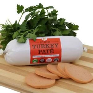 pure turkey pate