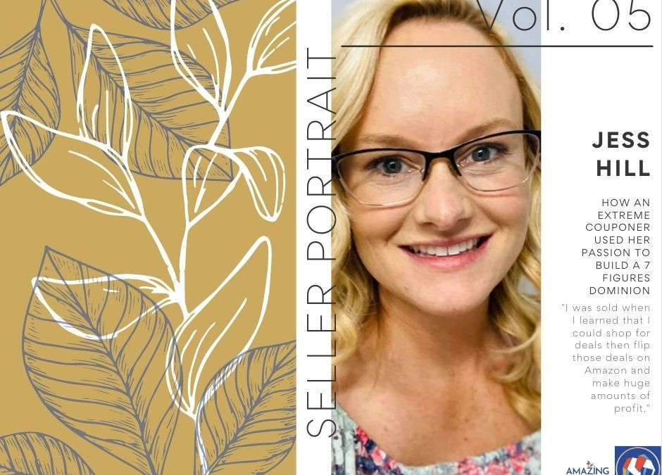 Seller Portraits Volume#5 – Feat. Jess Hill