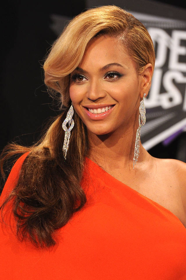 Amazingly Stunning Short Hairstyle Of Queen Beyonce