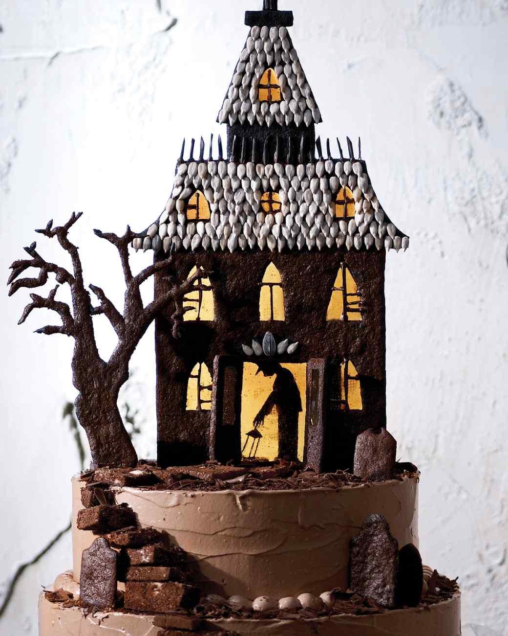 20 Best Ever Halloween Cakes
