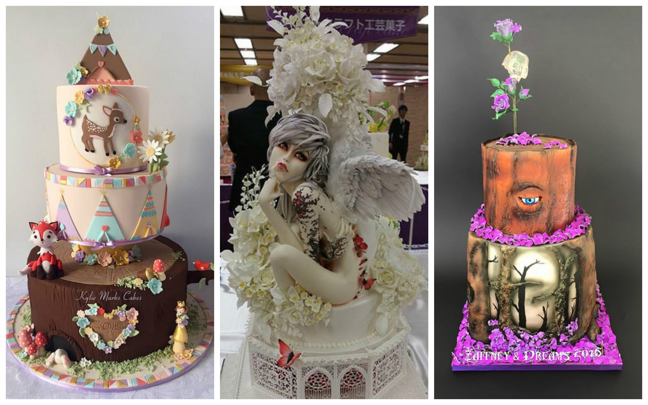 Competition World S Greatest Cake