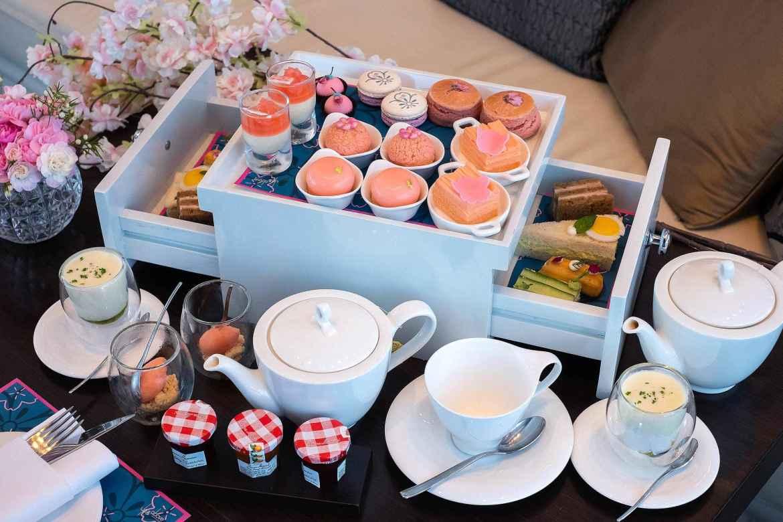 Afternoon Tea The Okura Prestige Bangkok