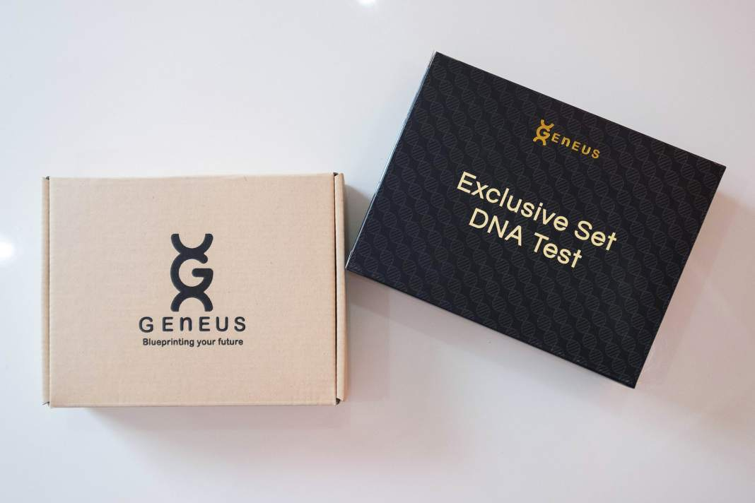 Geneus Exclusive DNA Test