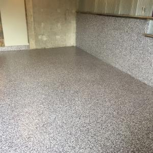 Epoxy Garage Floor Manhattan, KS Photos