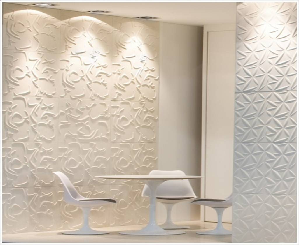 3D Wall Tiles...A New Dimension of Wall Dcor!
