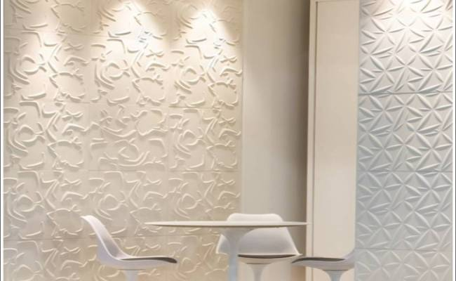 3d Wall Tiles A New Dimension Of Wall Décor