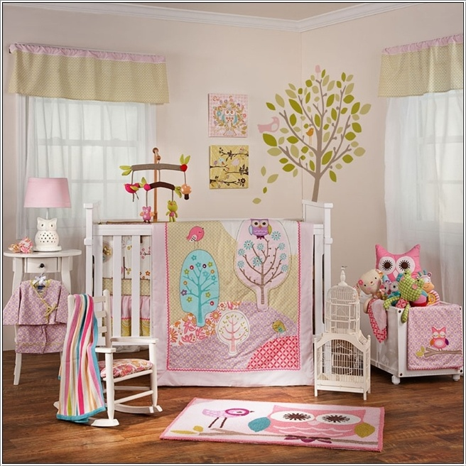 Crib Bedding Sets to Liven up Your Babys Nursery
