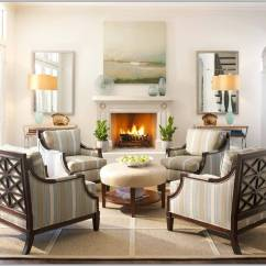 Armchairs For Living Room Paint Colors 2019 Create Magic With Four Chairs In