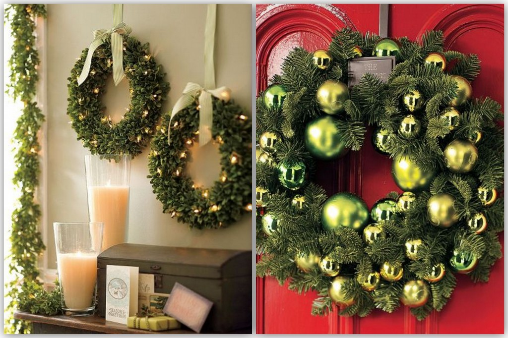 Bring Out The Christmas Spirit With A Wreath!
