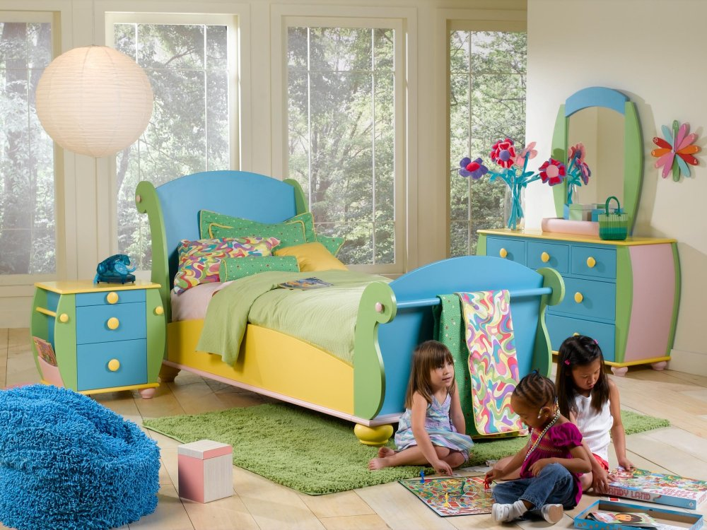 How to decor your kids bedroom