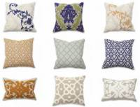 Creative pillows- the main spice for beautiful living room
