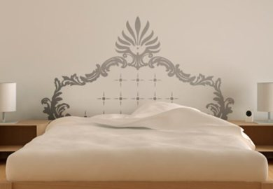Wall Art Stickers For Bedroom