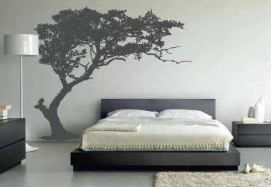 Modern Home Decorating With Wall Stickers Decals And