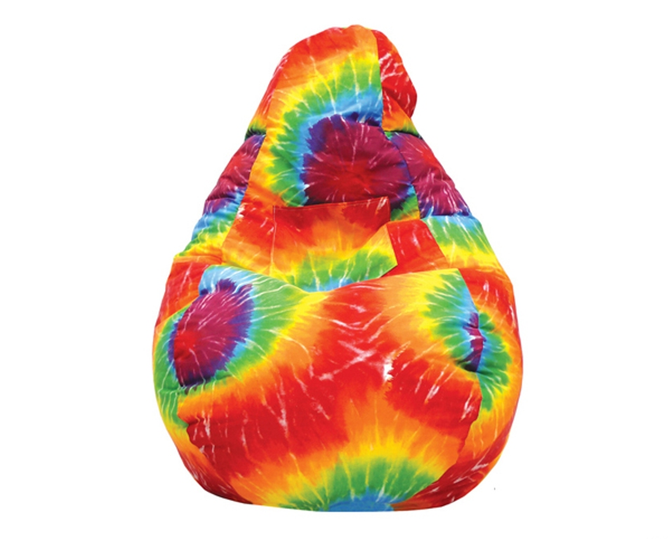 awesome bean bag chairs egg chair garden furniture creative and colorful printed