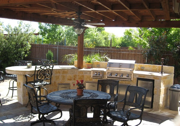 Achieving Great Outdoor Barbecue Setups