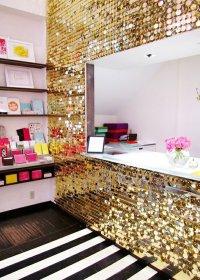 Glitter Interior Wall Paint. gold interior wall paint gold ...
