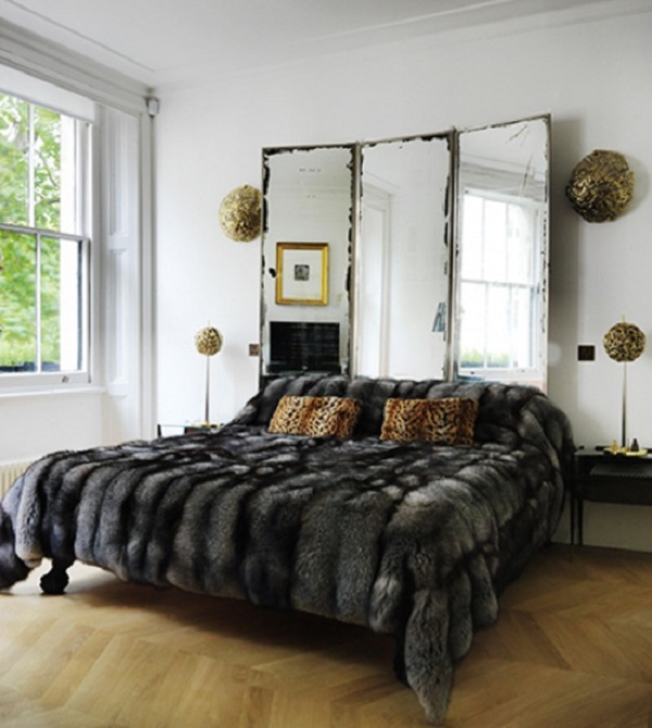 why mirror headboards for beds add charm to your bedrooms