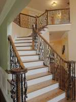 Unique Stair Grills Can Add A Quality Look To Your Home