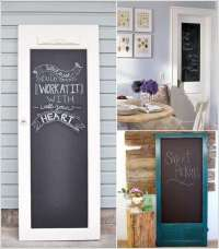 10 Awesome Ideas to Reuse Old Doors and Giving Them a ...