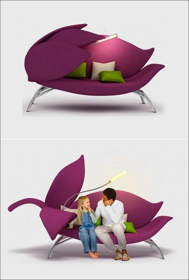 contemporary design sofa bed half hexagon 5 nature inspired furniture designs that are just fabulous