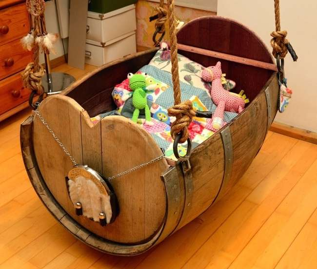 6 Unique Cradles for Your Little Darling
