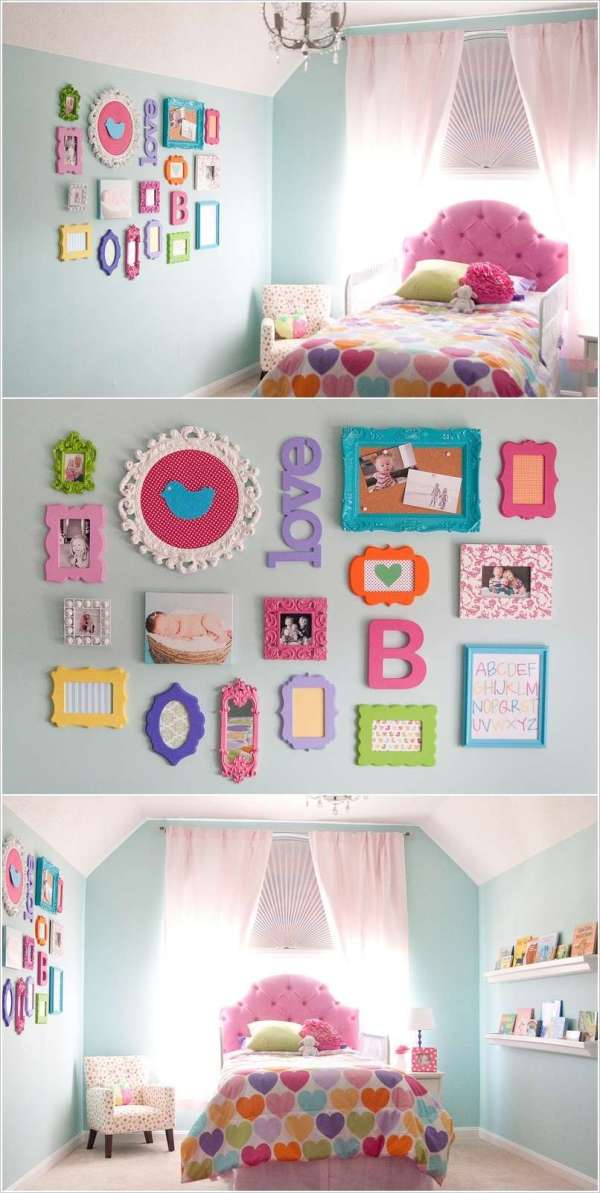 Cute Ideas Decorate Toddler Girl' Room