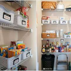 Kitchen Cabinet Spacing Cabinets Mn 15 Smart Pantry Storage And Organization Hacks