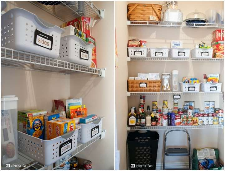 kitchen lazy susan fire extinguisher for 15 smart pantry storage and organization hacks