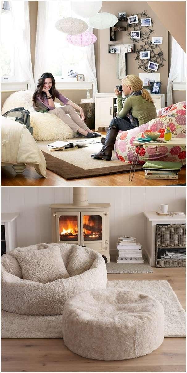10 Fantastic Living Room Sofa Alternatives