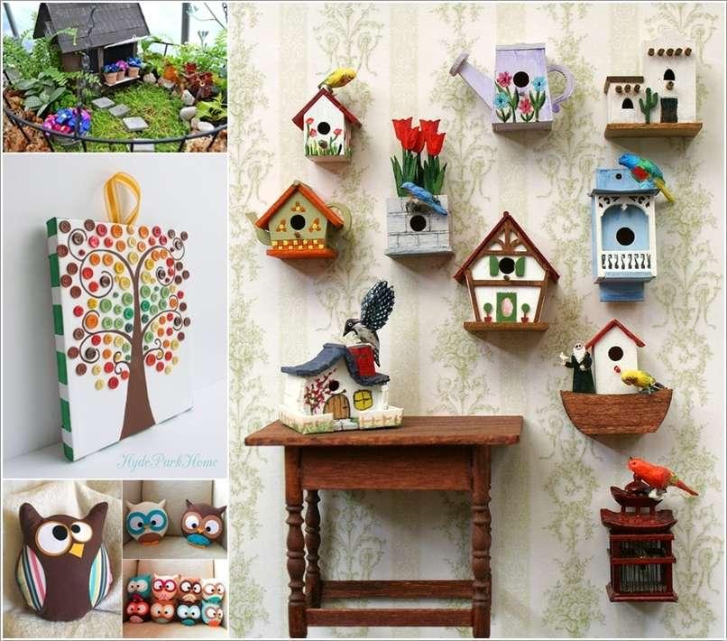 Home Decor Craft Ideas Diy Best Home Decor 2017