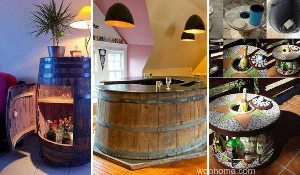 15 Cool and Budget Friendly Home Bars