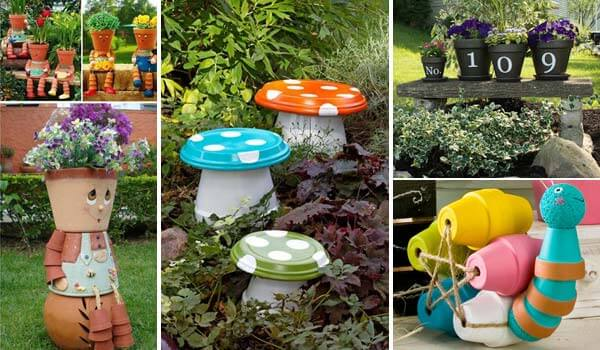 15 Budget Friendly Cool And Fun Garden Projects