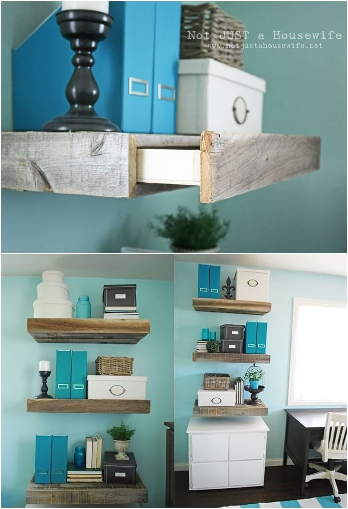 15 Cool DIY Furniture Projects For Your Living Room