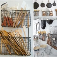 Kitchen Utensil Holders Beater 15 Practical Storage Ideas For Your